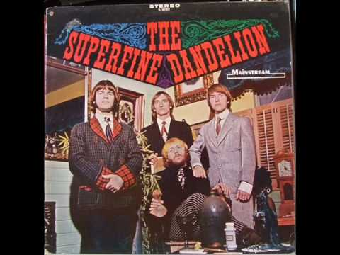 Superfine Dandelion - Mr And Mrs Potato Head