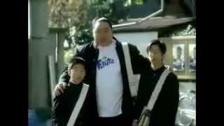 Japanese Fanta Diaper Commercial