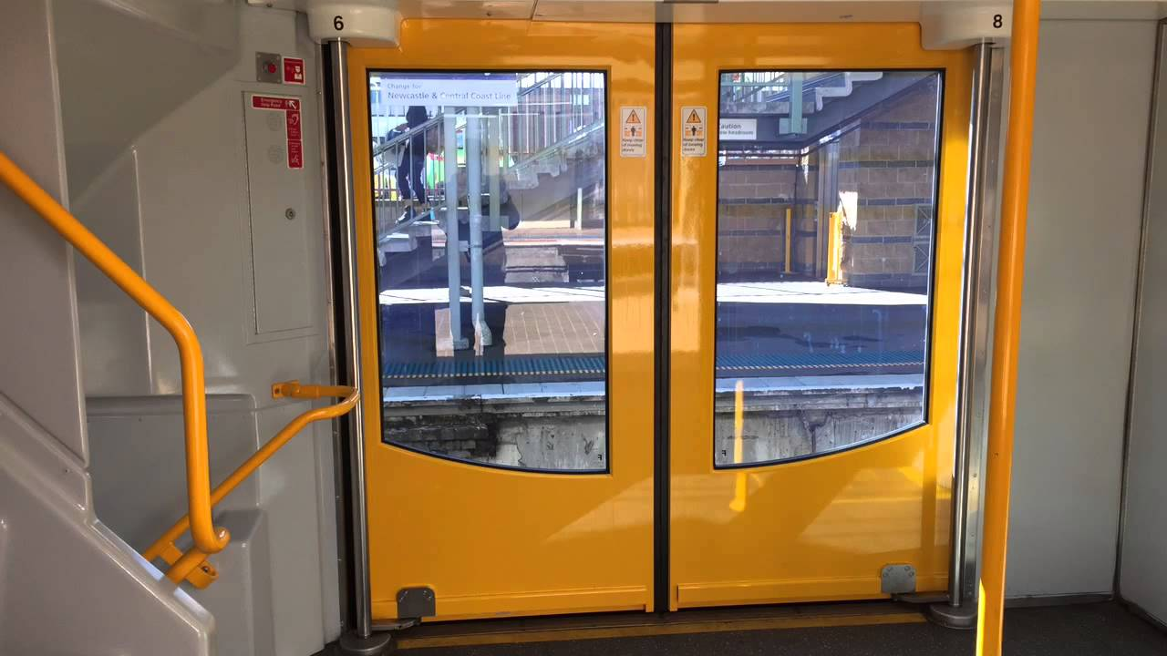 Sydney Trains Vlogs Tangara With M Set Doors - What Do You Think? - YouTube : think doors - pezcame.com