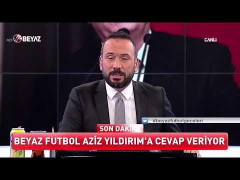 (T) Beyaz Futbol 23 Ekim 2016 Tek Parça