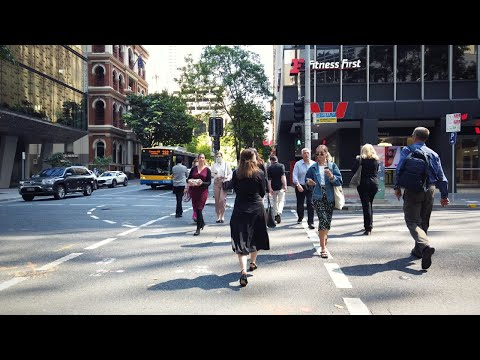 Australia 4K | Brisbane City Walk
