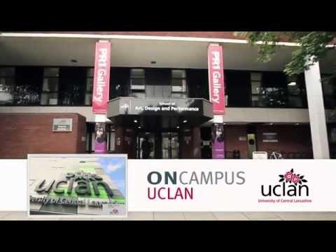 ONCAMPUS UCLan Virtual Tour