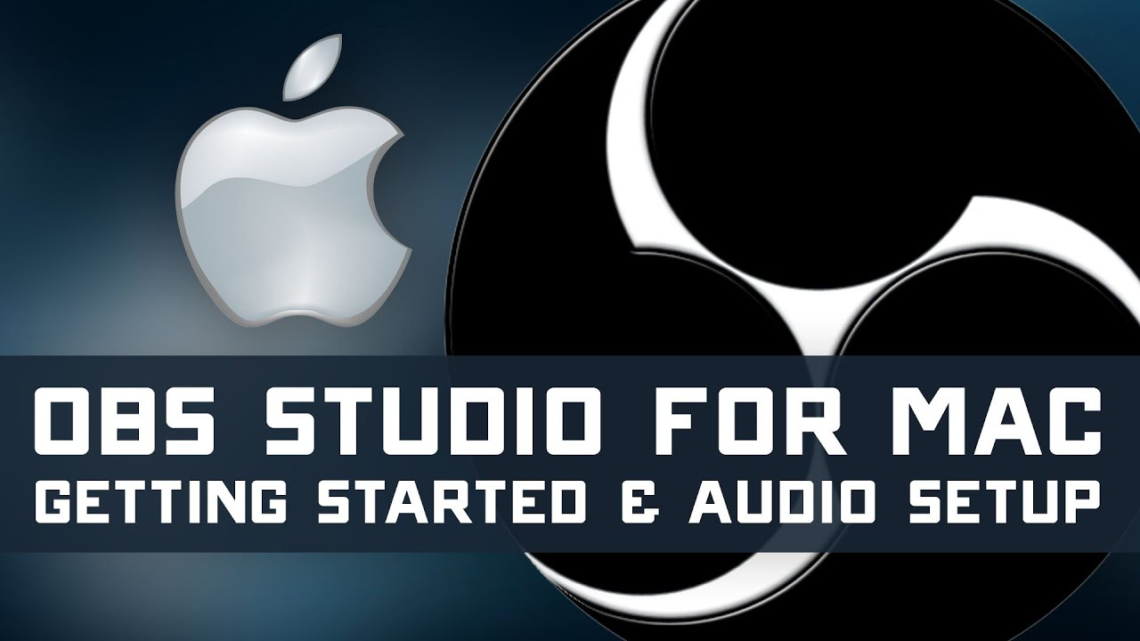 OS X]Capture audio with iShowU Audio Capture | OBS Forums