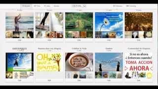 Que es y como se Usa Pinterest  en Español