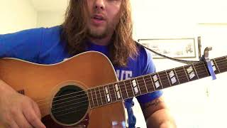 Tryin' To Untangle My Mind - Chris Stapleton - Guitar Lesson