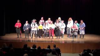 The Jolly Rogers, Musical Blades, & Queen Anne's Lace- Mingulay Boat Song