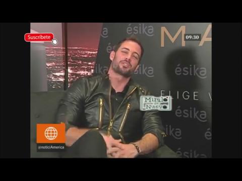 Entrevista Exclusiva con William Levy @willylevy29 ##MagnatEsika #TourMagnat #Peru