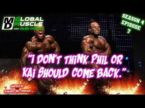Shawn Rhoden:  I Don't Think Phil or Kai Should Come Back  | MD Global Muscle Clips E7 S4
