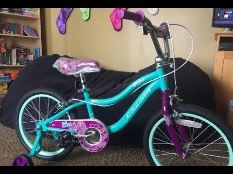 d220d030db4 Schwinn Elm Girl's Bike with SmartStart Review, Easy to assemble,  beautiful, well made bike