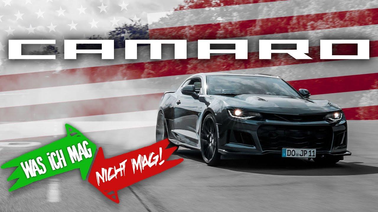 Jp Performance Chevrolet Camaro Was Ich Mag Nicht Mag Youtube