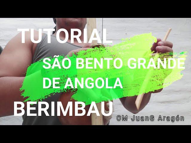 SÃO BENTO GRANDE DE ANGOLA 2020 / COMO TOCAR BERIMBAU / HOW TO PLAY BERIMBAU / CAPOEIRA MUSIC / NEW