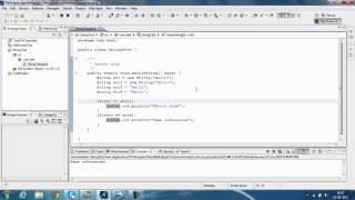 Difference between == and equals method in JAVA