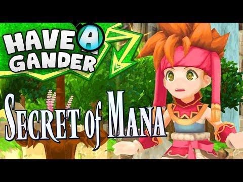 SECRET OF MANA HD REMASTER - Have A Gander