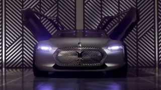 Renault Coupe C Concept 2015 Videos