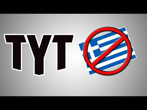 Michael Shure Answers Why TYT Hates Greek People