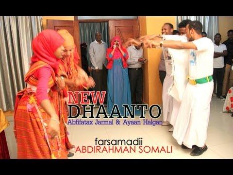 NEW DHAANTO Jubaland State Abdifatax Jarmal & Ayaan Halgan  | HD