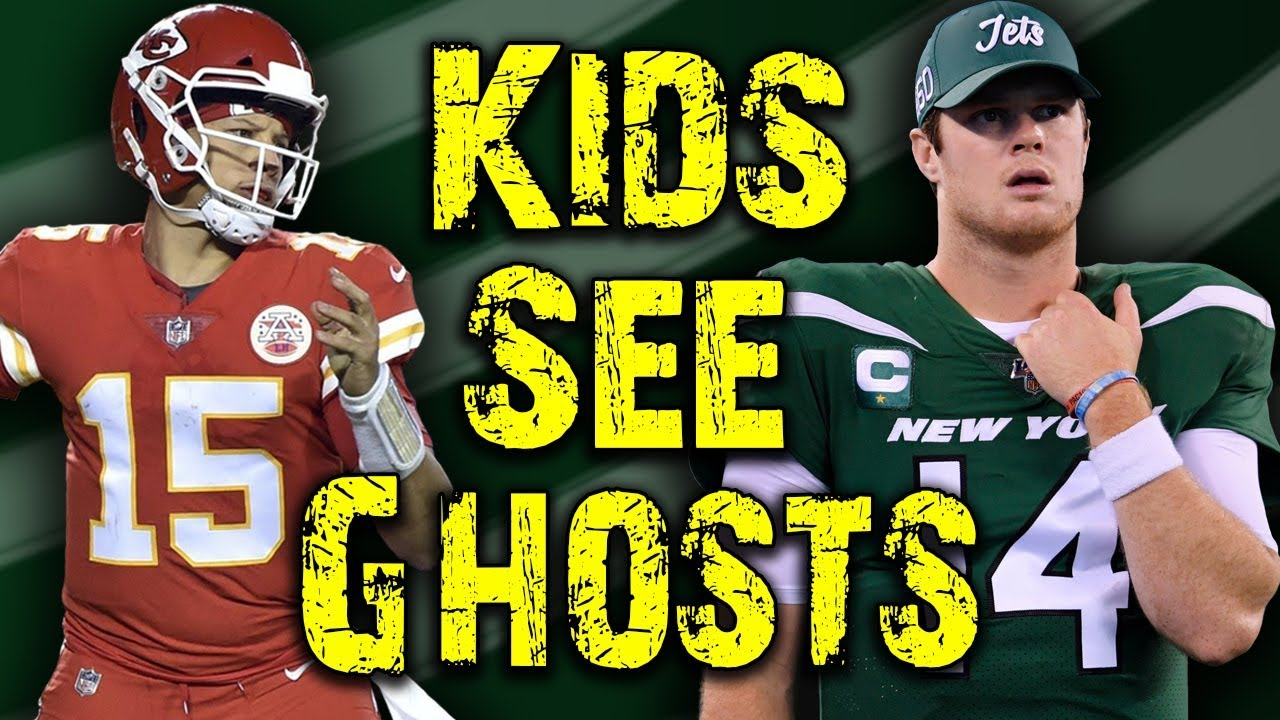 The Patriots Made Sam Darnold And Patrick Mahomes See Ghosts With The Exact Same Blitz