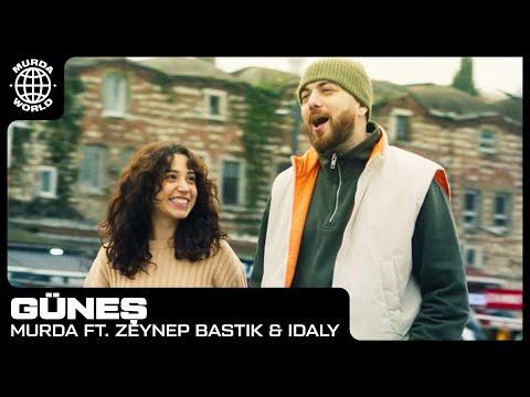 Murda – Güneș ft. Zeynep Bastık & Idaly (prod. Spanker)