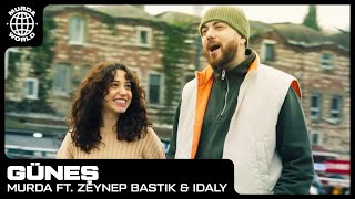 Murda - Gune   ft  Zeynep Bastik ft  idaly  prod  Spanker  Resimi