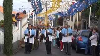 Festas de Nossa Senhora Medianeira de todas as Graças  2013