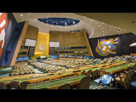 United Nations 2030 Sustainable Development Goals For The World Bypassing The Sovereignty Of Nations