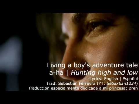 a-ha - Living a boy's adventure tale [HD 720p] [Subtitulos Español / Ingles]