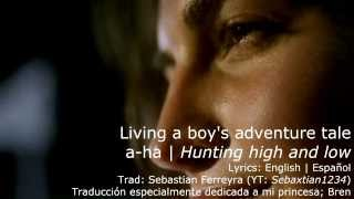 a-ha - Living a boy's adventure tale [HD 720p] [Subtitulos Español / Ingles]