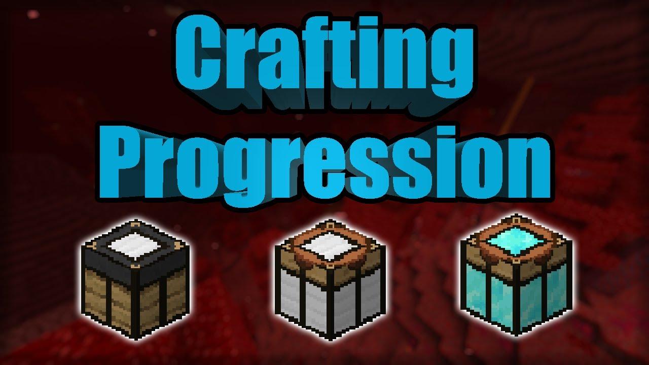 Crafting Progression