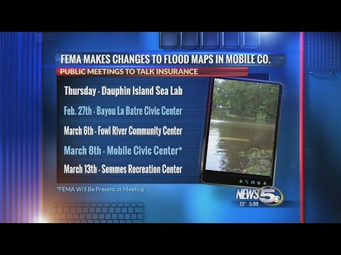 New FEMA Flood Maps