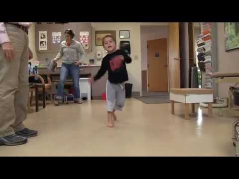 Case study | 4 yr. old boy - moderate crouching | DAFO FA