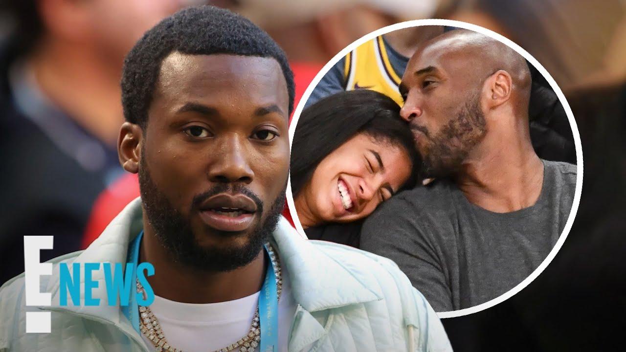 Meek Mill Responds to Backlash Over Leaked Kobe Bryant Lyric | E! News