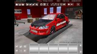 Street legal racing redline vehicle mods