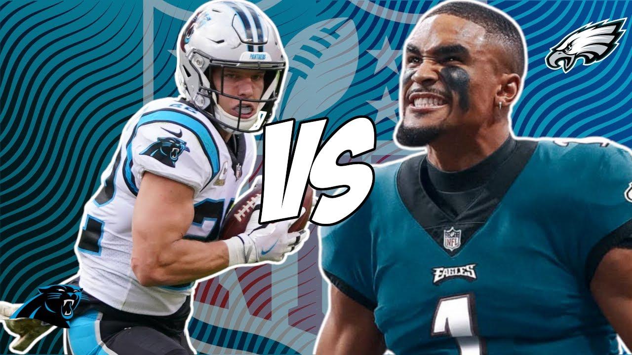Eagles vs. Panthers: NFL experts make Week 5 picks