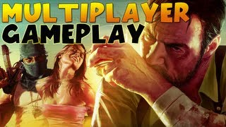 Max Payne 3 - Multiplayer Gameplay Video: Part 2 + Analysis [HD]