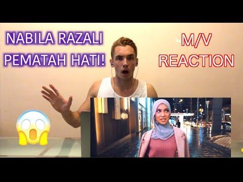 NABILA RAZALI - PEMATAH HATI (REACTION VIDEO)