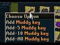 Opening updated 1000 MUDDY KEYS (wildy rejuvenation)