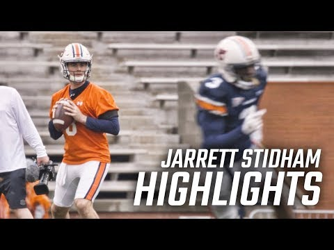 Auburn's Jarrett Stidham on track to make full return this summer