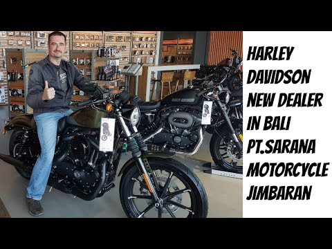 Harley Davidson Bali new dealership showroom