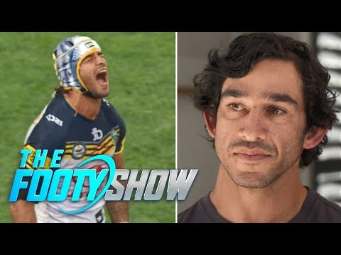 Exclusive: Johnathan Thurston On The Eve Of His Last NRL Game (Part 1) | NRL Footy Show 2018