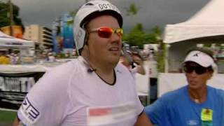 Biggest Loser Matt Hoover finishes Ironman Triathlon