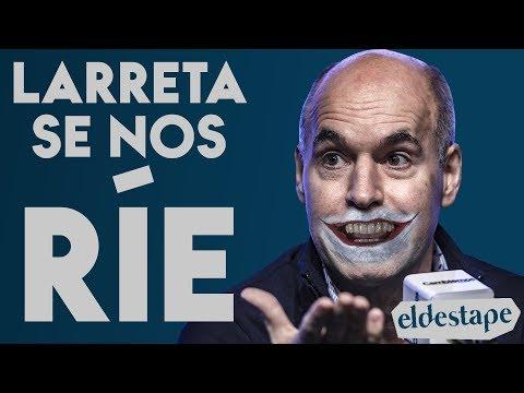 Rodríguez Larreta se nos ríe | El Destape con Roberto Navarro EN VIVO