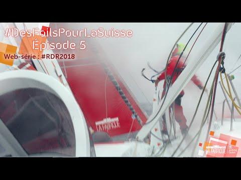 #RDR2018 | Des Foils pour la Suisse - Épisode 5