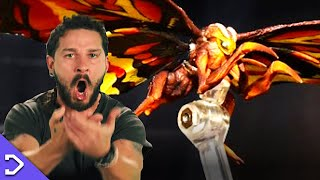 Why Fans Are FREAKING OUT About Mothra's Design! - King Of The Monsters (2019)