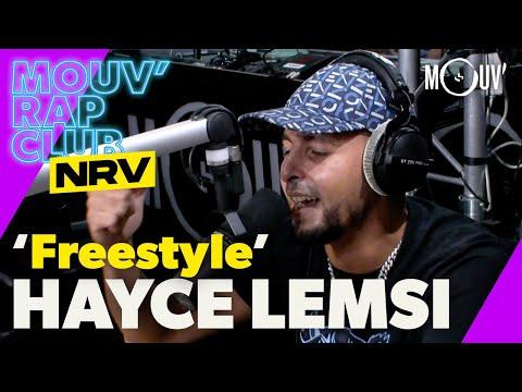 Youtube: HAYCE LEMSI: Freestyle   Mouv' Rap Club NRV