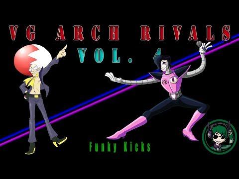 VG Arch Rivals Vol. 4 Bonus - Funky Kicks [Miror B. & Mettaton Ex]
