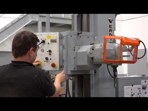 VERNIER DB 520 Milling Machine