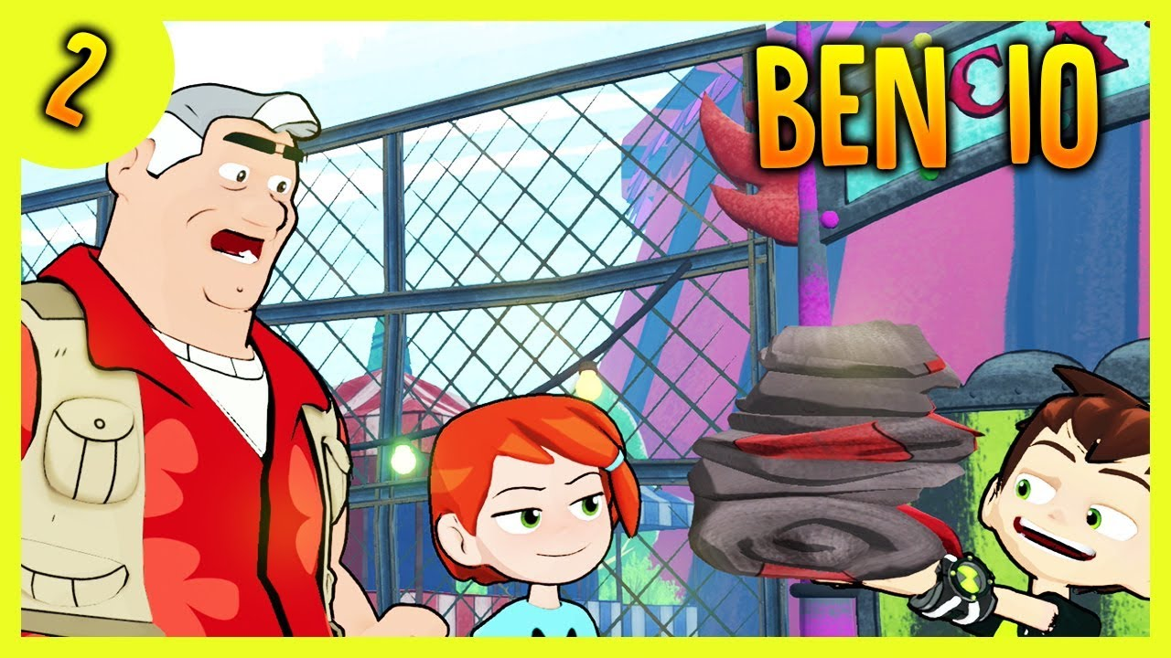 NOWI KOSMICI BEN 10 PO POLSKU – BEN 10 PS4 GAMEPLAY PL