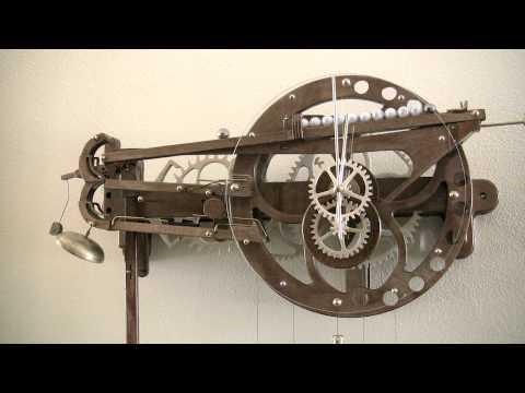 Marble Machine Ring Gear Lift Figure 8 Transfer