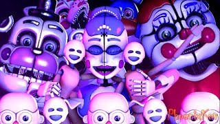 - FNAF SFM Party at Ballora s Featuring EthGoesBOOM