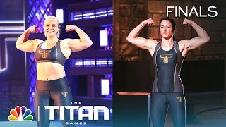 Mount Olympus Championship Battle: Charity Witt vs. Jackie Wood - Titan Games 2019 (Highlight)
